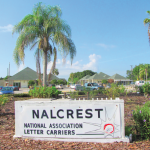 Letter Carriers' Retirement Community sign