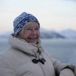 Norwegian senior woman