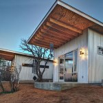 tiny houses from a community