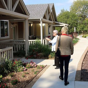 Livable Community Indicators for Sustainable Aging in Place