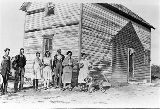 memoir family, early 20th Century