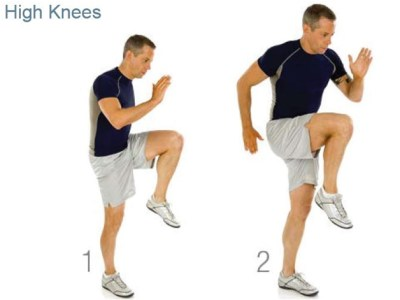 high-knees