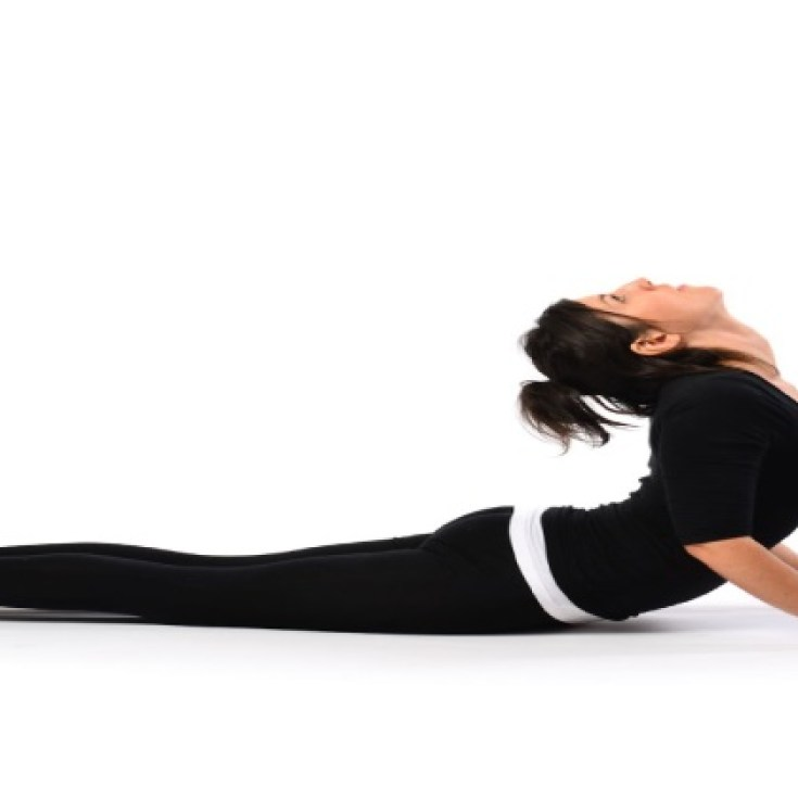 How to Do Bhujangasana or Cobra Pose