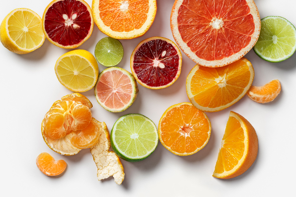 citrus fruits to reduce belly fat