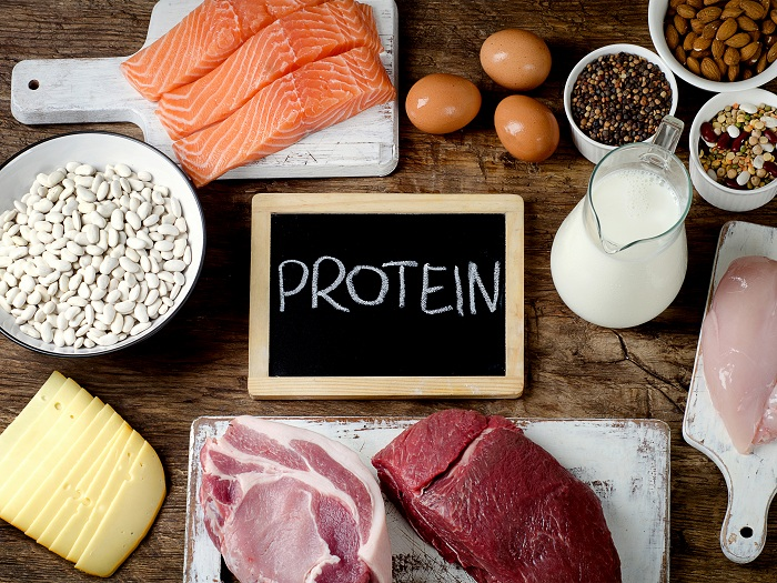 Eat Plenty of Protein at Every Meal