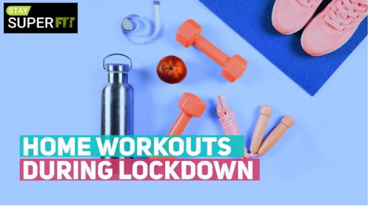 Home Workout Without Equipment To Stay Fit During Quarantine