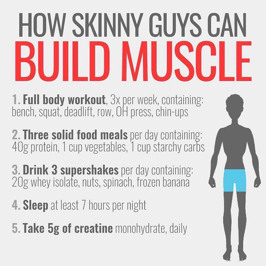 Skinny Guy Workout Plans for Bulking Up
