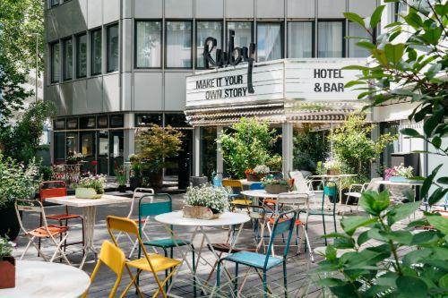 ruby hoteles como marketing y concepto de hoteles hibridos