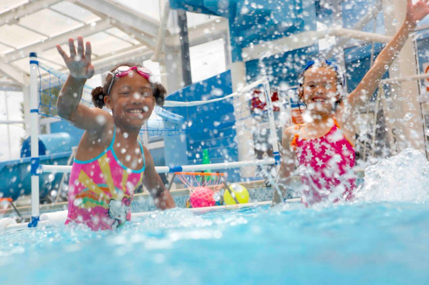 As well as facilities such as swimming pools, guests at Park Holidays UK enjoy free top-quality entertainment