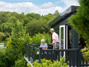 Luxury holiday homes are available to rent or buy at Park Cliffe