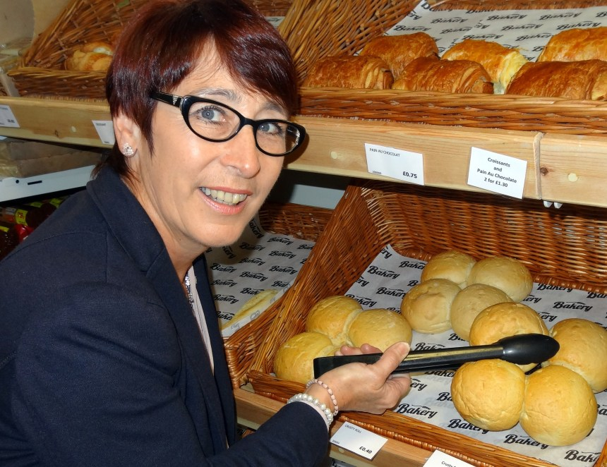 A taste of Cumbria: Jeannie Coates (above) will widen even further the range of locally sourced produce