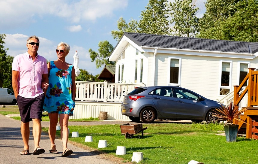 Holiday lodges and caravan holiday homes at Park Holidays UK have a growing appeal to private owners