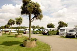 """A caravan and camping park at the top of its game"" says the AA"