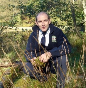 Henry Wild says the aim is to bring guests closer to nature