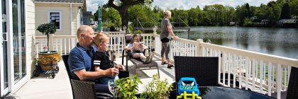 Park Holidays UK says that it invested £28 million last year on ensuring its parks maintain the highest standards