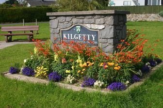 The village of Kilgetty is close to the popular resorts of Tenby and Saundersfoot