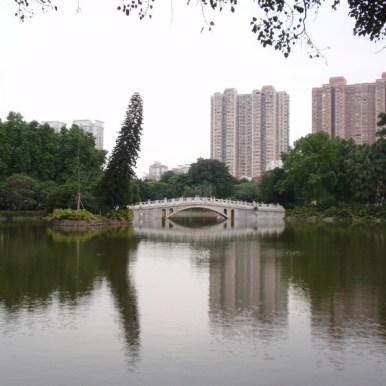 SCNU View 华师风景