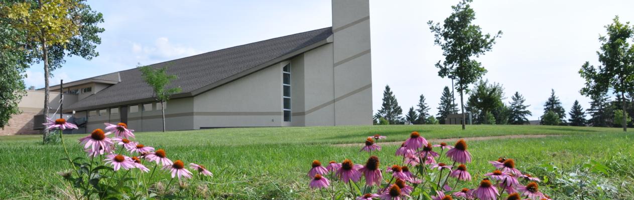 church cone flw