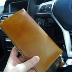 パティーナの長財布