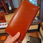 長財布を持つ人は・・・