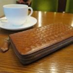 ココマイスターの長財布、愛用して1年経過