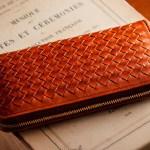ココマイスターは財布のブランド?