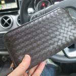 ボッテガヴェネタの長財布の使い心地、使い勝手は?