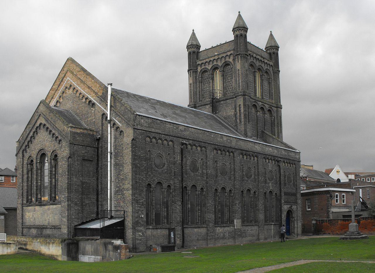St. Botolph's Church, Colchester
