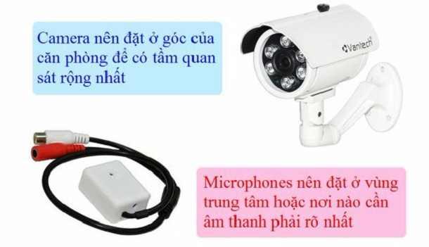 camera ghi âm