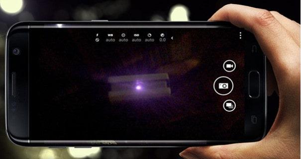 Cách phát hiện camera giấu kín bằng điện thoại