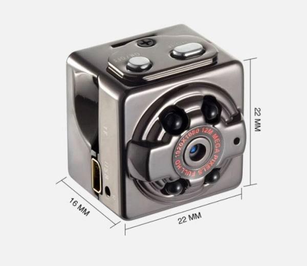 camera ngụy trang mini SQ8