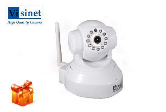 Camera IP Wifi Visinet