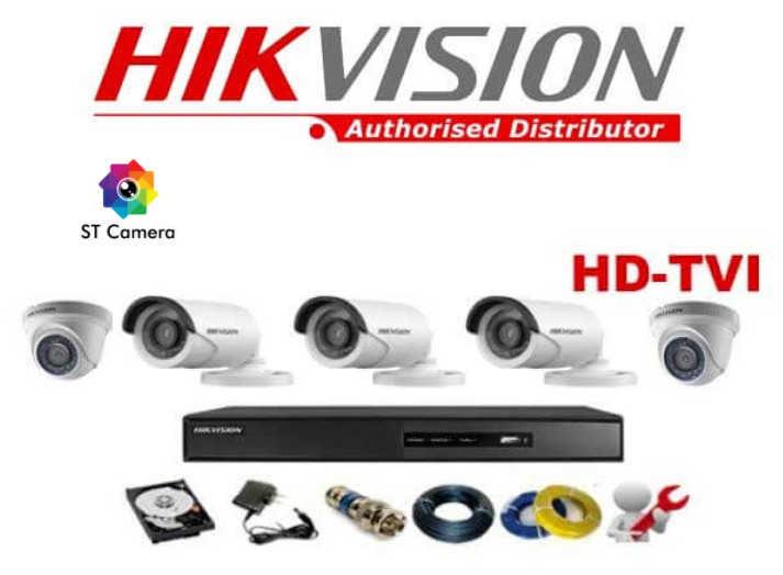 Công nghệ HDTVI của công ty camera HIKVISON