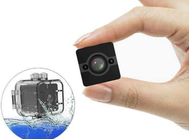 Camera siêu nhỏ điều khiển từ xa SS7