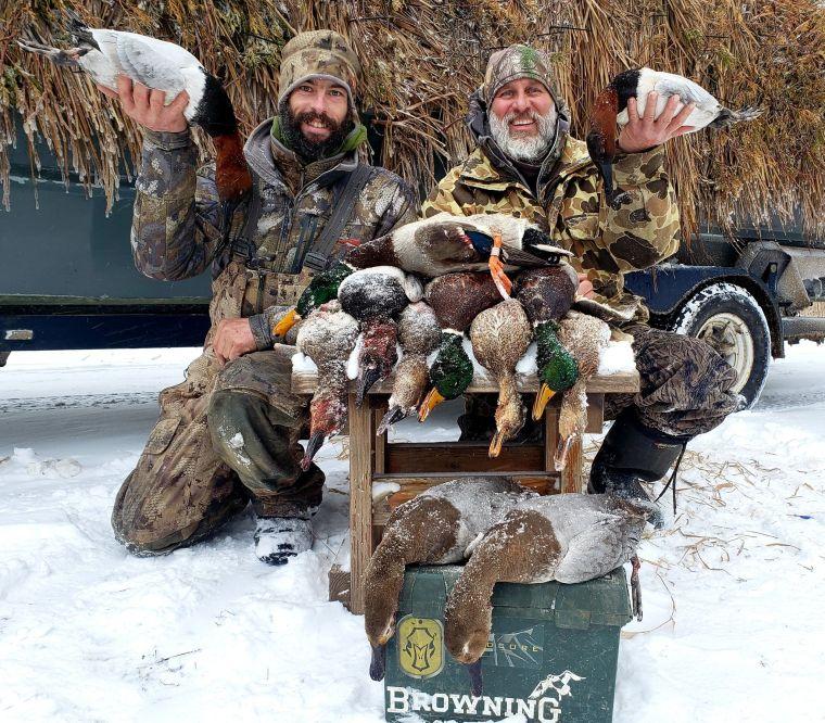 139418996 456868701985478 3989125469862064012 n 2 St. Clair Duck Hunts