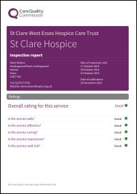 CQC 2015 Report Cover