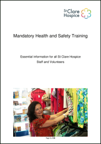Health and Safety Training Booklet