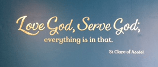 Love God Serve God cropped