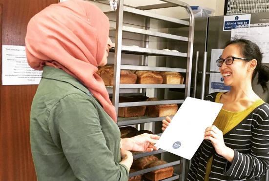 Proof bakery Amina