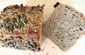 Proof bakery seeded bread