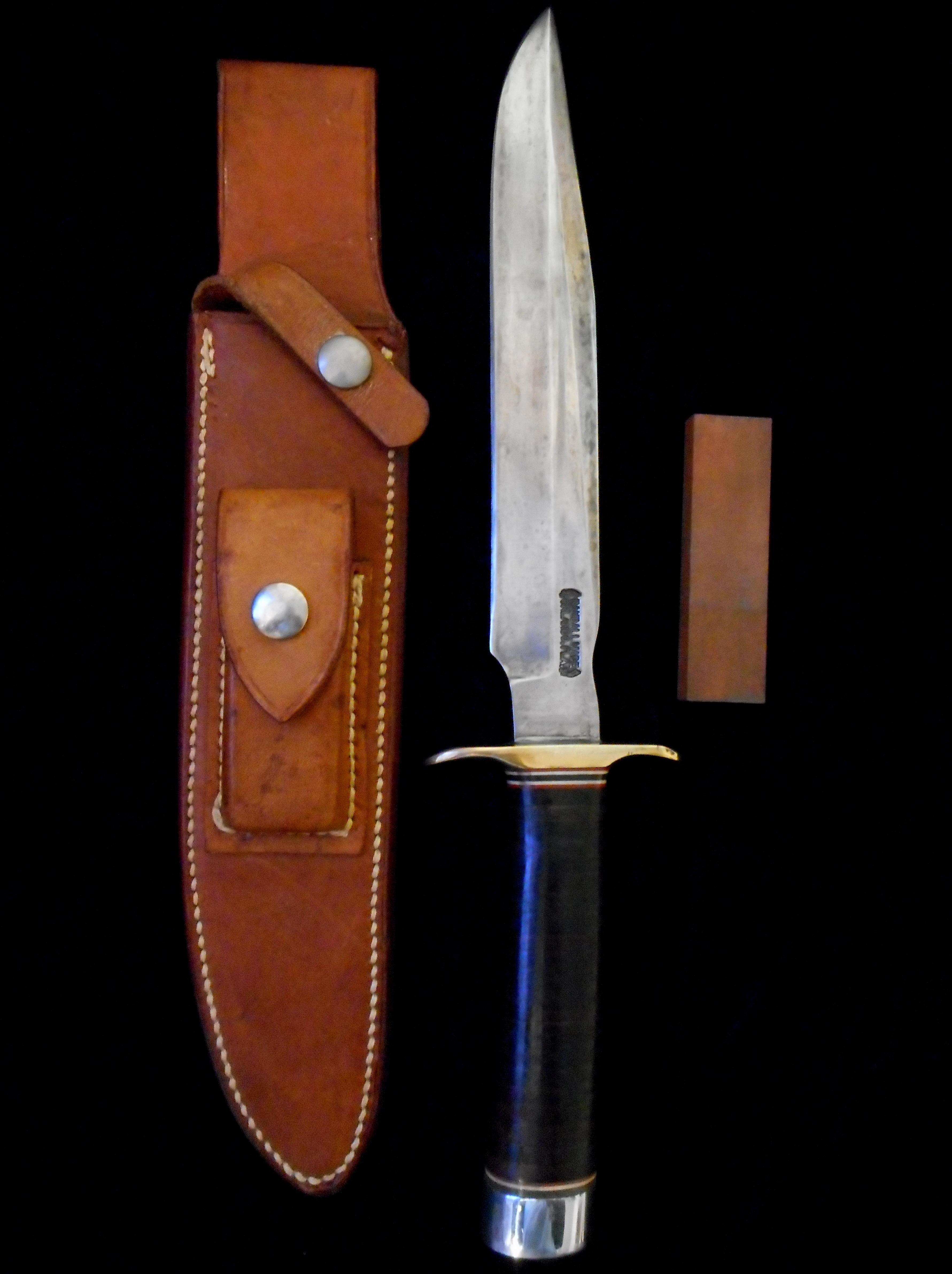 Vietnam War Randall Model 1 8 Fighting Knife Orlando Fla