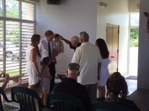 huxton baptism