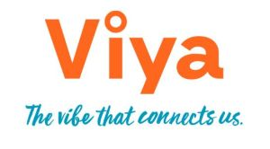 The logo for Viya, the new company formed by the merger of Innovative and Choice Wireless.