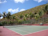 Tennis courts onsite