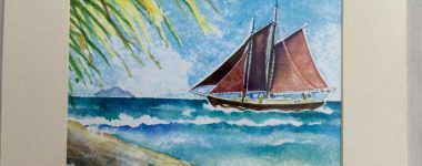 St Croix's Beauty Inspires Amazing Local Artists