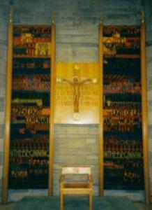 Crucifix Tapestries