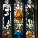 The Transfiguration of Christ (Sir Edward Burne Jones window)