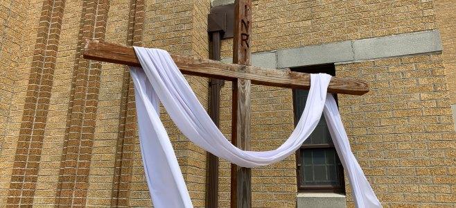 Christ at Mass Reflection for Sunday, November 10th, 2019