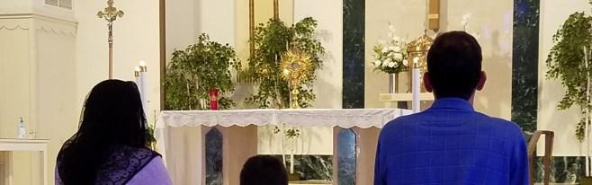 Christ at Mass Reflection (June 7, 2020)