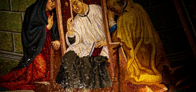 Priestly martyrdom to uphold seal of confession not a new phenomenon